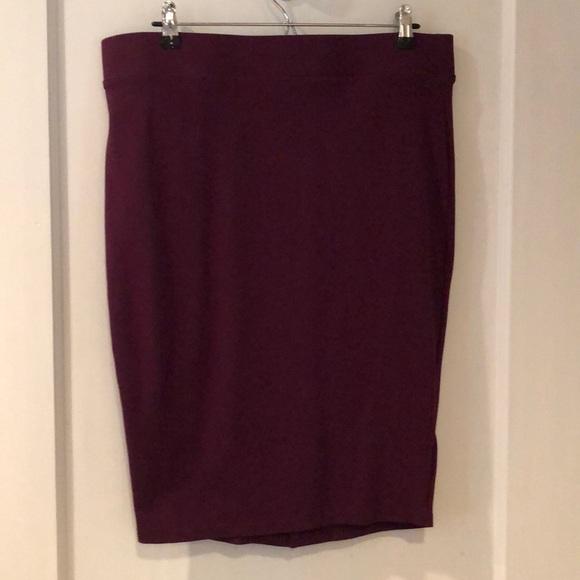 torrid Dresses & Skirts - Torrid size 1 pencil skirt